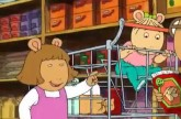 Arthur season 9 episode 8 part 2 Emily Swallows a Horse‬