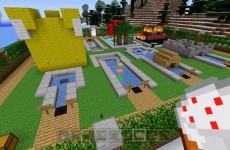 Minecraft Xbox 360 – Lovely Day For Golf [43]