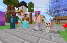 Minecraft Xbox – All Play And No Work [99]