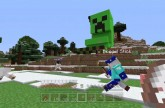 Minecraft Xbox- Creeper Coaster [54]