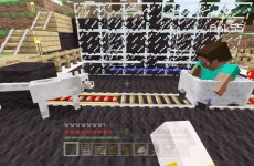Minecraft Xbox – Dunking Booth [80]