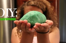 DIY: Playdough