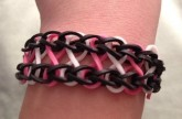 How to Make the Infinity Bracelet on the Rainbow Loom