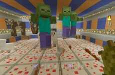 Minecraft Xbox – Quest For A Zombie Party (33)