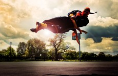 PEOPLE ARE AWESOME 2014 FREERUNNING AND TRICKING VERSION