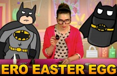 Batman Egg Craft & More Kids Crafts – Crafty Carol Compilation