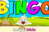 Bingo and Top 12 Nursery Rhymes For Babies & Toddlers