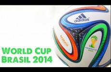 Brazuca – World Cup 2014 Matchball by Adidas