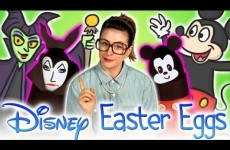 Disney Egg Craft – Maleficent, Mickey Mouse, & Aurora