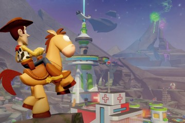 Disney Infinity – Toy Story In Space – Part 3