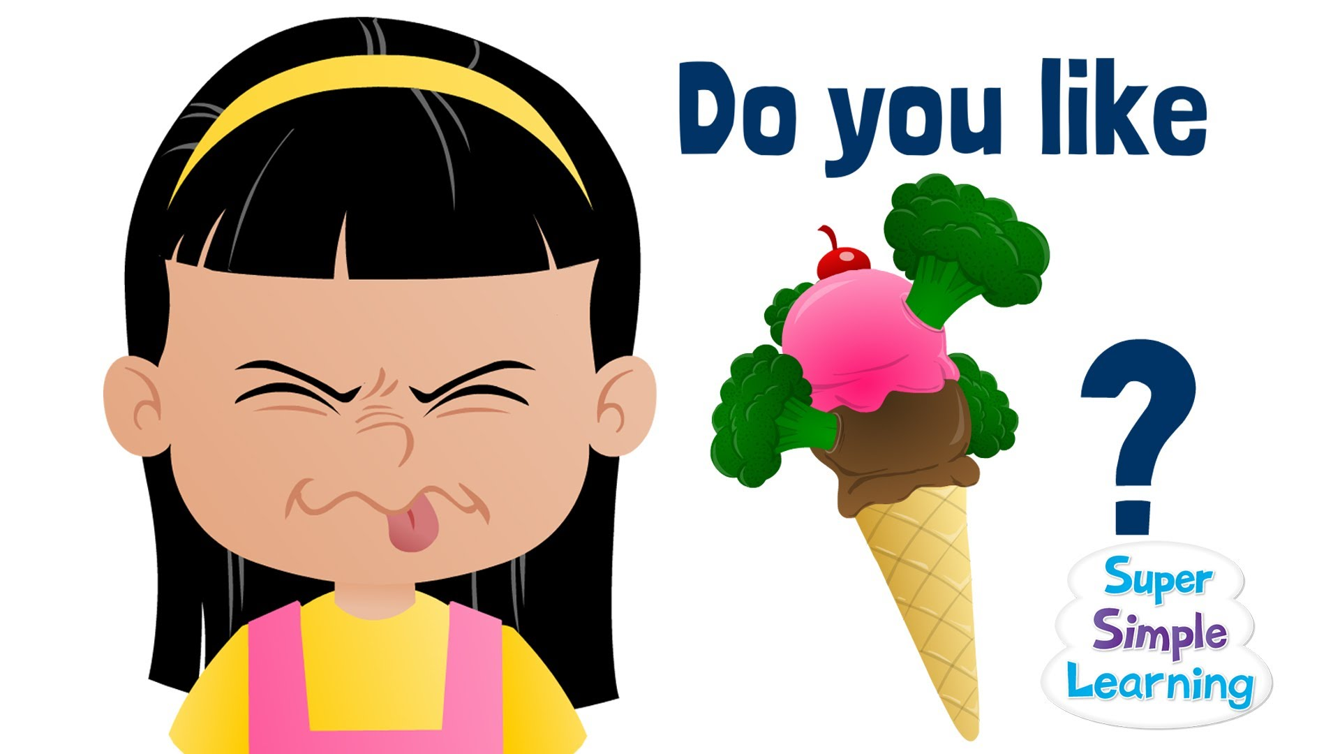 Imagen De Un Like: Do You Like Broccoli Ice Cream?