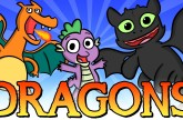 DRAGONS! – Wiki for Kids (Cool School)