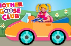 Driving in My Car – Mother Goose Club Songs for Children