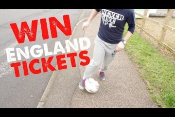 Giveaway: Win England tickets!