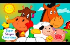 Good Morning, Mr. Rooster from Super Simple Songs