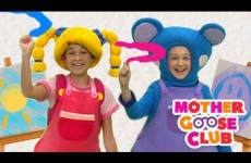 Hello Friend – Mother Goose Club Songs for Children