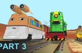 Help Shawn Stop the Jet Train – Learn Numbers at the Train Factory – Part 3