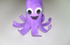 How to make a toilet paper tube octopus – EP