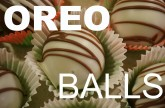 How to make Oreo Balls!