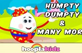 Humpty Dumpty and Top 12 Nursery Rhymes For Babies & Toddlers