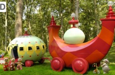 In the Night Garden – Everybody All Aboard the Ninky Nonk
