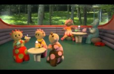 In The Night Garden.HQ.Where is the Pinky Ponk going-Full