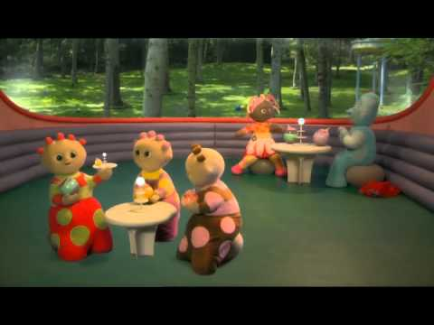 In The Night Garden Hq Where Is The Pinky Ponk Going Full