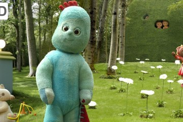 In the Night Garden – Iggle Piggle Goes Visiting