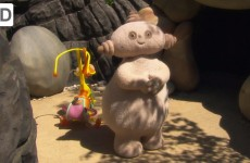 In the Night Garden – Makka Pakka Washes Faces