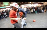 Insane STREET Football Skills – Panna London Pt2 Séan Garnier