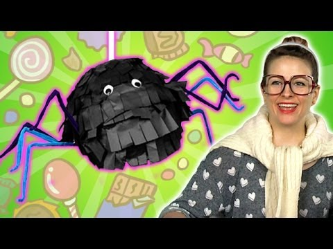 Itsy Bitsy Spider Pinata Crafts For Kids At Cool School