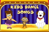 Kid Dance Songs for Toddler's Dancing and Singing, Children Songs Collection from HooplaKidz