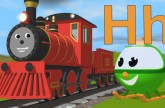 Learn about the letter H (with Alice's new voice!)