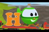 Learn about the letter H with Shawn The Train