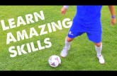 LEARN AMAZING FOOTBALL SKILLS  – LIKE/SHARE – Best soccer Skills FOOTBALL Channel