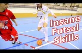 Learn Insane Futsal Skills – Séan Garnier Dragon Stepover