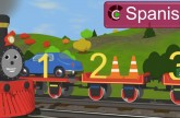 Learn Numbers with Shawn the Train (SPANISH) – Aprendan los números con Shawn el tren