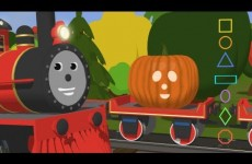 Learn Shapes and Carve Pumpkins with Shawn the Train – Fun Cartoon for Kids