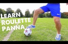 Learn STR Roulette Panna – Football Soccer Panna Skills