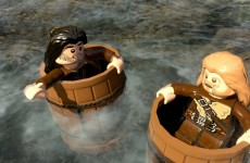 Lego The Hobbit – Barrel Of Fun – Part 14