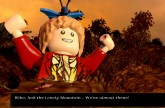 Lego The Hobbit – Mirkwood Forest – Part 13