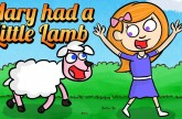 Mary Had a Little Lamb – Nursery Rhyme Time at Cool School