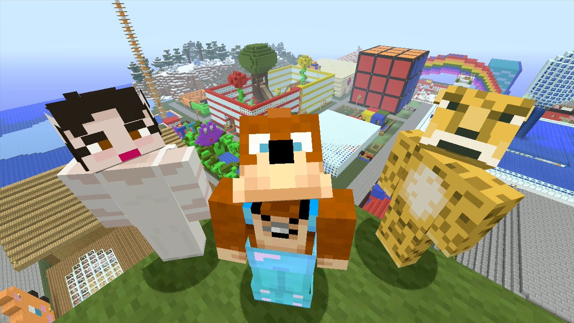 minecraft xbox – fun and games [210]