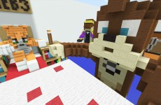 Minecraft Xbox – Stampy's Bedroom – Hunger Games