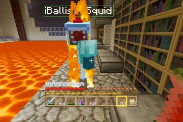 Minecraft Xbox – The Forgotten Vale – Lava Boing Boings – {4}