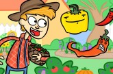 Nursery Rhymes – Peter Piper Picked a Peck of Pickled Peppers!