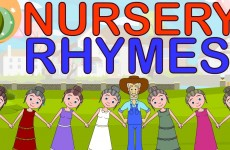 Nursery Rhymes Songs, As I was Going to St. Ives, Favorite Nursery Rhymes & Baby Songs by HooplaKidz
