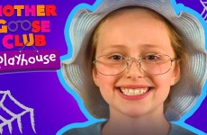 Old Woman in a Basket – Mother Goose Club Playhouse Kids Video