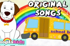 Original Children Songs Collection For Babies & Toddlers
