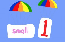 Parachute Letters – small 1